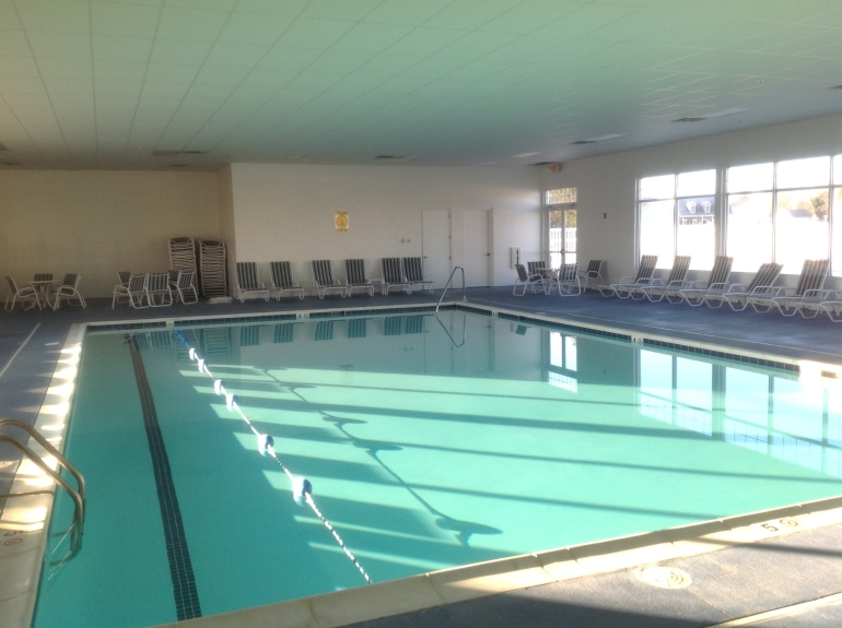 Cannery Village Indoor Pool